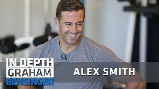 Alex Smith in the gym: My training regimen