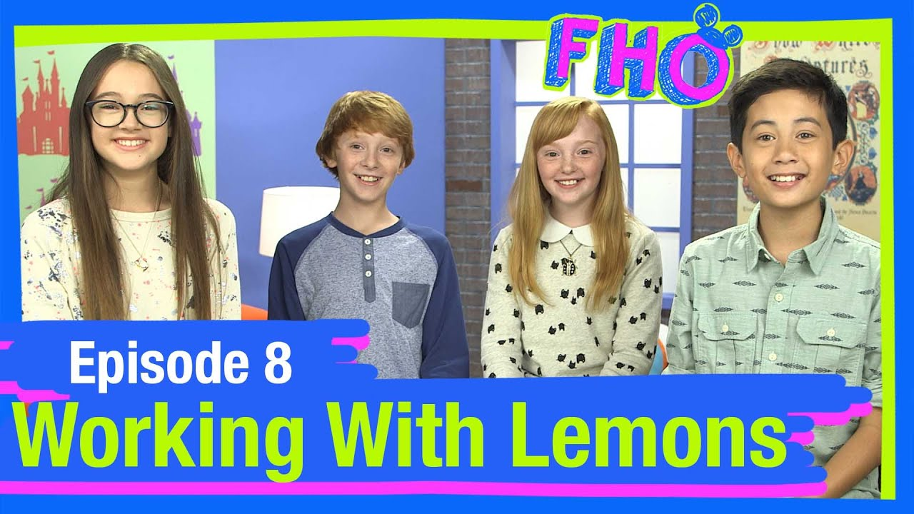 GAME TIME WITH WORKING WITH LEMONS | FHO | WDW Best Day ...