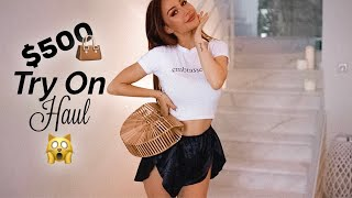 PrettyLittleThing TRY ON HAUL! Coco Lili
