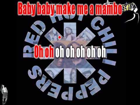Red hot chili peppers - Havana affair (karaoke)