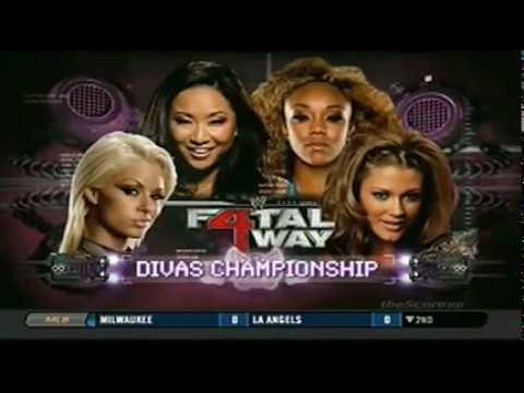 WWE RAW 6/14/10 Part 8 (HQ)