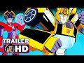TRANSFORMERS: CYBERVERSE Trailer (2018) Cartoon Network