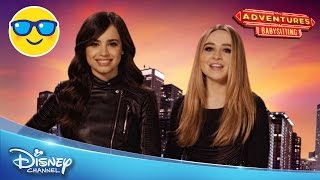 Adventures in Babysitting | Babysitter for Hire | Official Disney Channel UK