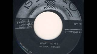 Norma Fraser - Heart Aches