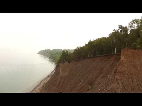 Chimney Bluffs State Park: Lake Ontario's most dramatic beach is in Upstate New York