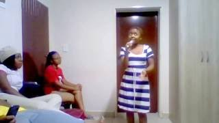 "Angel ""Work of the Blood"" Joyous Celebration (Cover)"