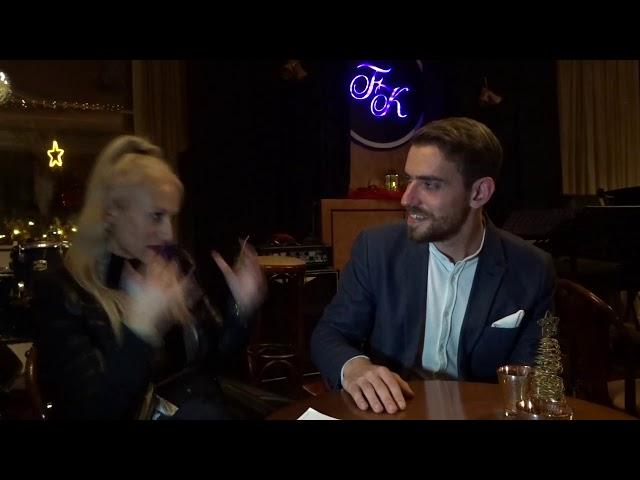 """Αλέξανδρος Τζοβάνης - Συνέντευξη - """"Μετά τον Έρωτα"""" stellasview.gr"""