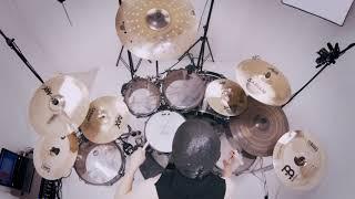 Phantom Drummer - Recording Session (I.V. - X Japan)