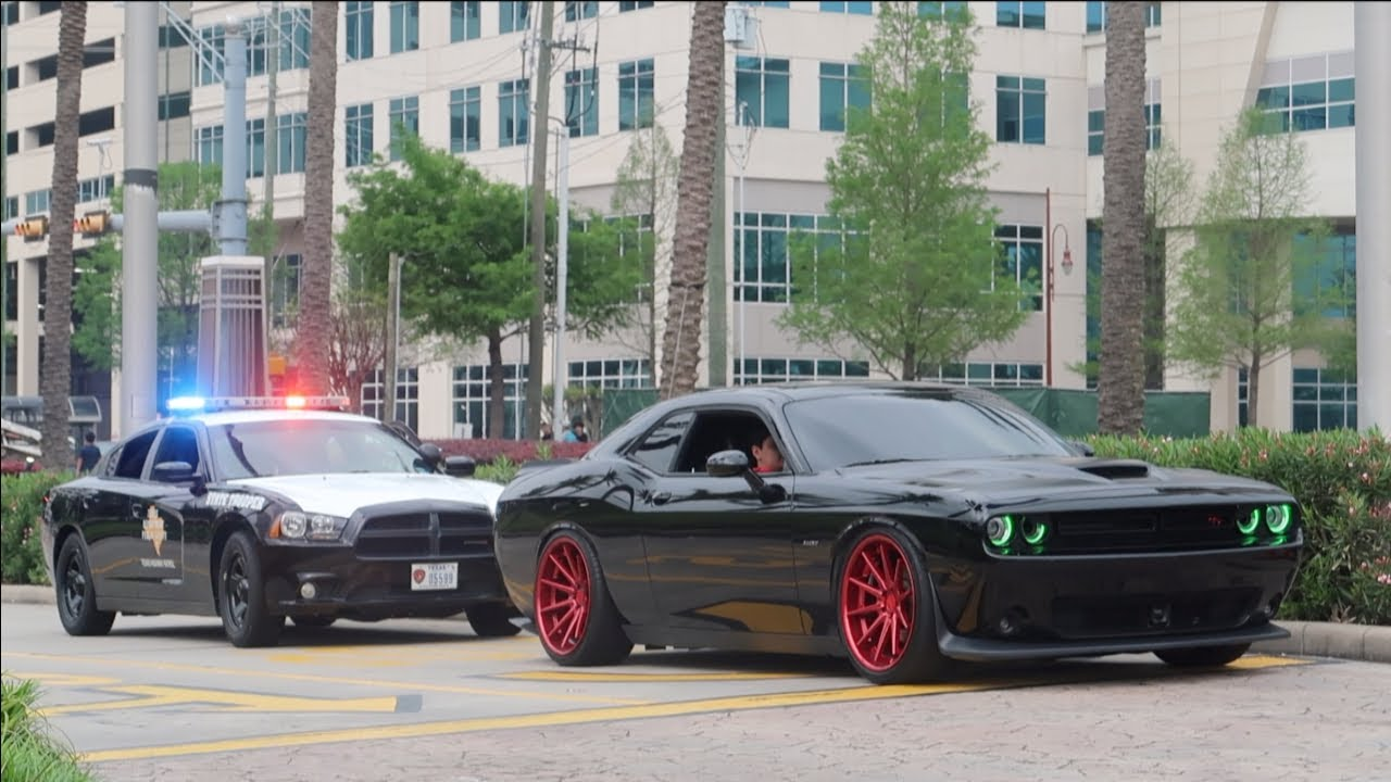 Cars Gone Wild >> Cops Gone Wild At Cars And Coffee Houston Must Be Stopped