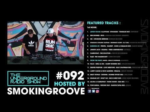 Smokingroove - The Underground Radio Show #092