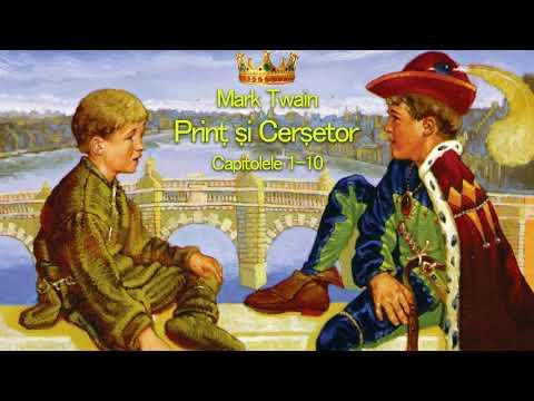 Mark Twain - Print si Cersetor - Capitolele 1-10