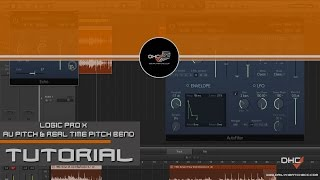 "Logic Pro X ""Au Pitch"" (Real Time Pitch Bend Tutorial) #DailyHeatChecc"
