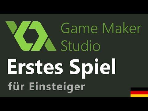 GM Studio - Erstes Spiel programmieren