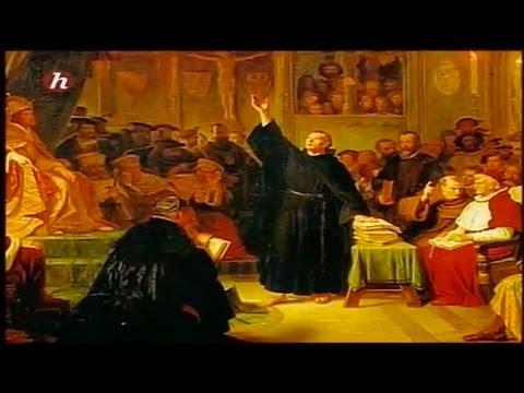 Martin Luther - Documentaire - Histoire de l'Église
