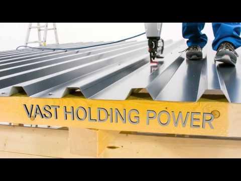 BECK RoofLoc® SCRAIL® System erhält allgemeine Bauartgenehmigung
