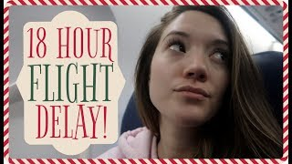 Heading home for the holidays! VLOGMAS Day 23