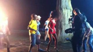 Бьянка - Съемки клипа (часть 2) (Biankanumber1 Official Channel)