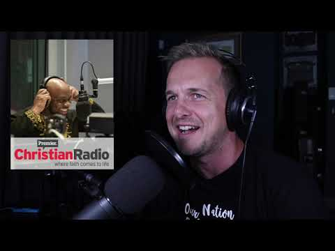 Interview With UK's Top Christian Radio Station About New Christian Worship Music And Ministry