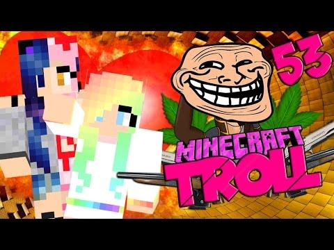 AMICHE DEL CUORE - EPICO - Minecraft : TROLL [ ITA ] - Ep. 53 - 동영상