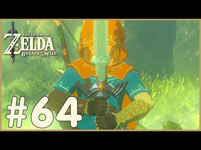 Zelda: Breath Of The Wild - Master Sword! (64)