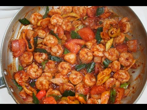 Sri lankan devilled prawns shrimp authentic recipe youtube sri lankan devilled prawns shrimp authentic recipe forumfinder