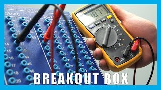 Teaching with a breakout box