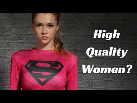 Where Do You Find High Quality Women?