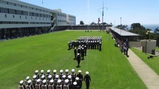 Inglaterra y Prusia - Glorias De la Armada, Banda Escuela naval 2013