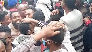Wolaita Protest Gununo City