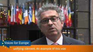 Voices for Europe: Pierre Gramegna, Minister of Finance, Luxembourg