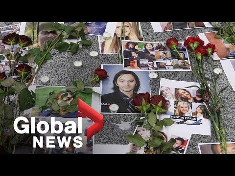 Canada Mourns: Iran