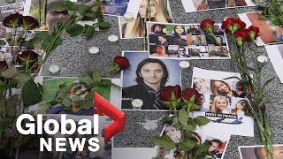Canada Mourns: Iran plane crash memorial ceremony