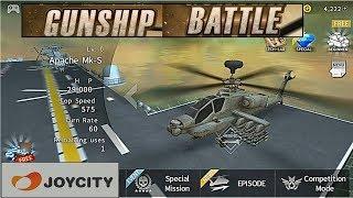 Gunship Battle: Helicopter 3D Apache Mk-S
