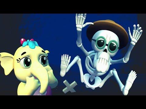 the-skeleton-dance-|-halloween-song-nursery-rhymes-for-kids-|-happy-halloween-songs-emmie