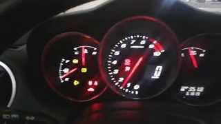Tak powinna odpalać Mazda RX8