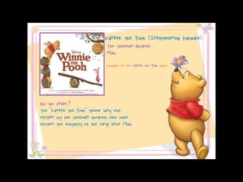 Winnie the Pooh Theme Song Instrumental (Winnie the Pooh HD)