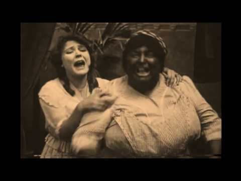 The Mistake of Mammy Lou~(Grace deCarlton & Nellie Fillmore)~1915 Silent~w/added vintage  soundtrack