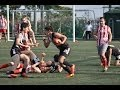 [Q2] GOANNAS vs MAGPIES - 2014 AFL JAPAN TOP LEAGUE