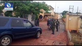 Security Beefed Up In Kaduna As El-Zakzaky's Trial Resumes