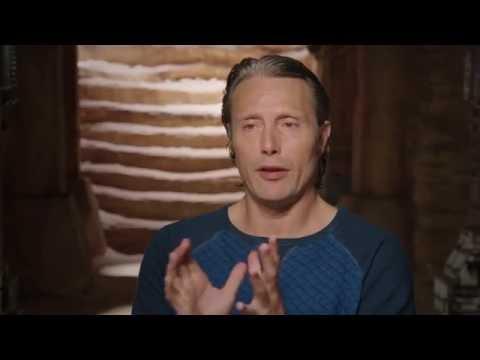 "Rogue One ""Galen Erso"" On Set Interview - Mads Mikkelsen"