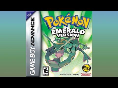 Pokémon Emerald - Battle Dome