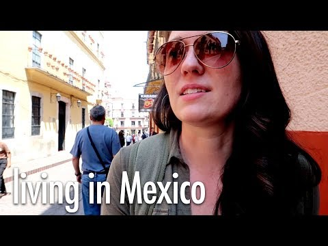 This Is Mexico... (a day in the life + what you should know before moving here)