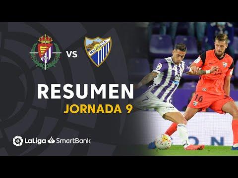 Valladolid Malaga Goals And Highlights