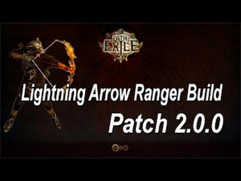 Path Of Exile Lightning Arrow Build