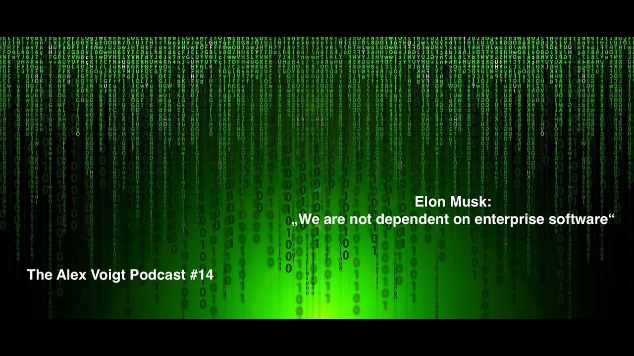 Tesla The Enterprise Software Company