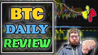 OhHeyMatty Bitcoin Daily Review Oct 9th