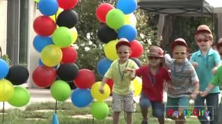 Веселая Затея Cars Birthday Party Ideas