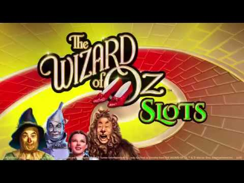 The Wizard of Oz Slots - Download Now