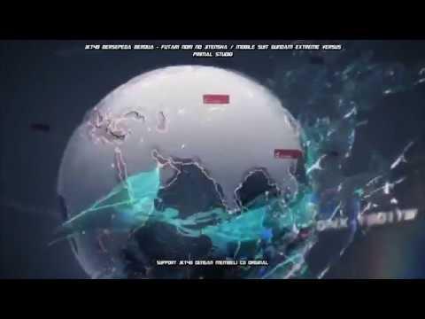 jkt48 BERSEPEDA BERDUA - GUNDAM MOBILE SUIT [GMV]