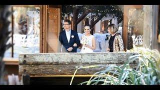 ASH & KATE'S Wedding Video Highlights at Markovina Kumeu - 01/10/2015  ASHCLOUD PHOTOGRAPHY